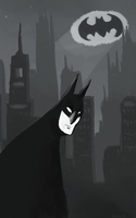 i'm batman by mjoelke