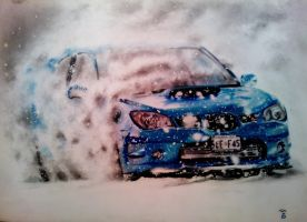 Subaru Impreza WRX STi '05 by two6