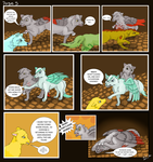 Zolves chapter 1 page 5 by Redwingsparrow