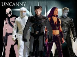 Uncanny X-Force (FAN MADE LIVE ACTION #1) by Darth-Slayer