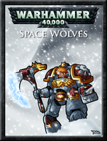 Space Wolves by Blazbaros