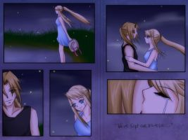 Fireflies - EdxWinry by Wolfs-Angel17