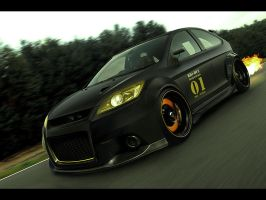 Ford Focus ST by Rugy2000
