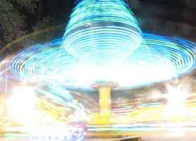 Laser Saucer 4a by Windthin