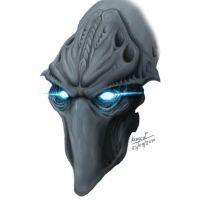 Protoss Head by kengcat