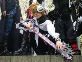 Roxas :: Sakura-Con 2009 by BeautifulWallflower
