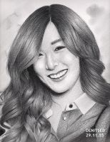 SNSD Tiffany by DENITSED