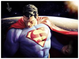 Superman The Man of Steel. by Joker-laugh