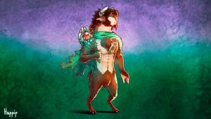 Bestiary:15 - Faun by happip