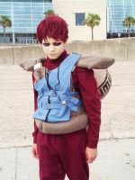 Commander Gaara Cosplay by KIRA009