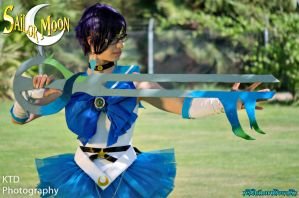 ::Sailor Aquarius::Cosplay 9 by xXChiharuDawnXx