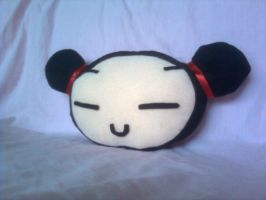 Pucca Pillow by Elitazesf
