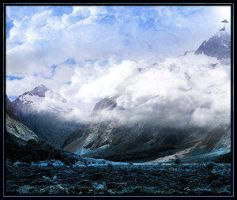 Layer Cake by  HellCloister by DigitalArtNetwork