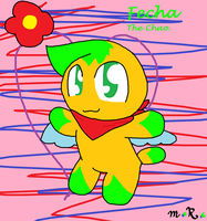 Fecha the chao by PinkbloodsDominate