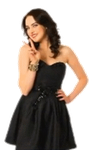 Liz Gillies PNG by Rachelle173