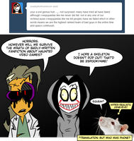 Ask Dr. X 4 by FractiousLemon