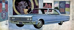 After the age of chrome and fins: 1966 Chrysler by Peterhoff3