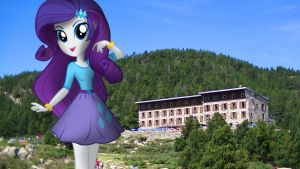 [Equestria Girl] Rarity in real life by VBASTV