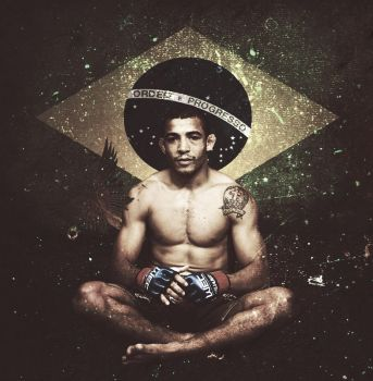 Jose Aldo do BRASIL by TNTdesigner