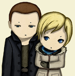 Jake and Sherry by FearTheOverseer