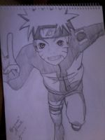 Naruto by DollLouise