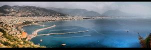 Alanya on 120 degrees by MCoskungonul
