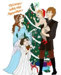 Christmas with the Skywalkers by hriviel