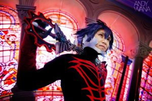 Vanitas (Kingdom Hearts) by AndyWana