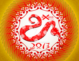 Exoro Choice's 2013 Chinese New Year Cards 14 by ExoroDesigns