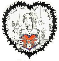 Heart-shaped Box by kique-ass