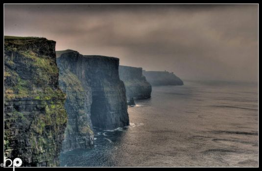 Cliffs of Moher HDR by boproductions