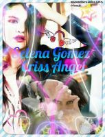 Criss Angel, and Selena Gomez Edit by MaddieLovesSelly