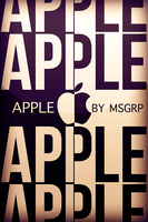 Apple iPhone Wall by msgrp-production