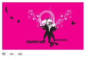 Creative War by B-positive