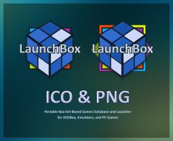 LaunchBox Icons by Kalca
