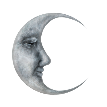 Man in the Moon Stock by JinxMim