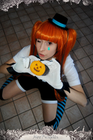Mrs. Pumpkin by MikuSupercell
