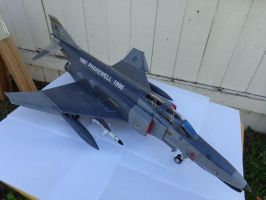 Revell 1/32 F4-G by Deamand