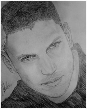 Wentworth Miller by Cece4809