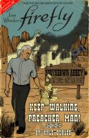 Keep Walking, Preacher Man by Kyohazard