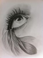 eye study by MonkeyOfTheCity