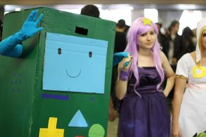 BMO and LSP by puchiko-lenore