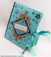 Elsa Frozen inspired Cosplay planner by Anathiell