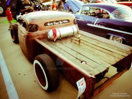 1952 Chevrolet Rat Rod Truck by element321
