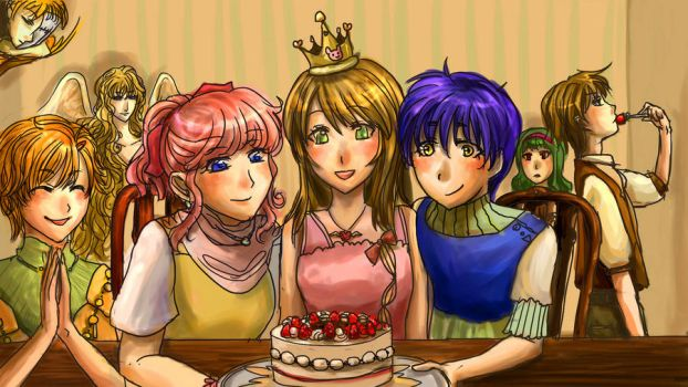 Happy Birthday Roy by Shilphe