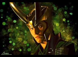 Loki by Armoress