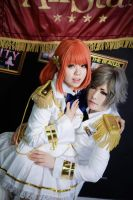Uta no Prince Sama - All star with Ranmaru by maocosplay