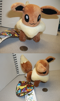 Eevee Plush for Sale by Kandifiedkitten