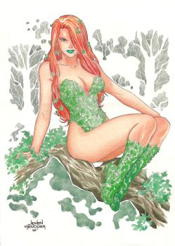 Poison Ivy by wardogs101