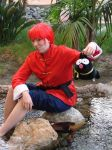 Ranma + P-Chan: Just Add Water! by LydMc